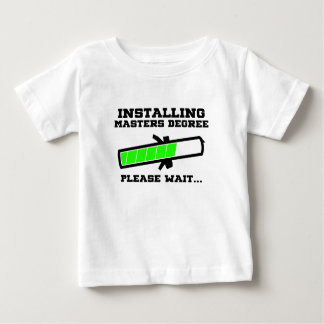 masters student baby T-Shirt