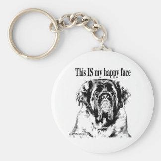 Mastiff 75 keychain