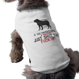 Mastiff Doggie Shirt