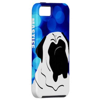 Mastiff Head IPhone case