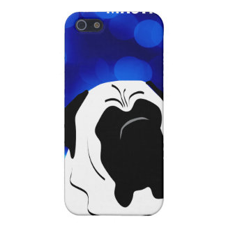 Mastiff Head Tilt Speck Case iPhone 5/5S Cover