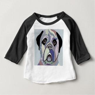 Mastiff in Denim Colors Baby T-Shirt