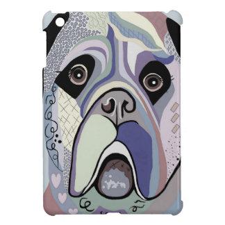 Mastiff in Denim Colors Cover For The iPad Mini