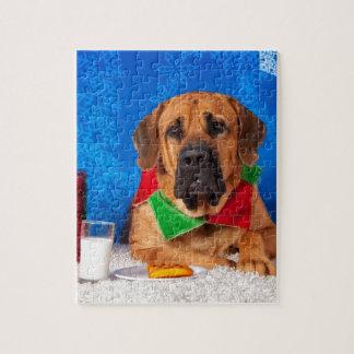 Mastiff Jigsaw Puzzle