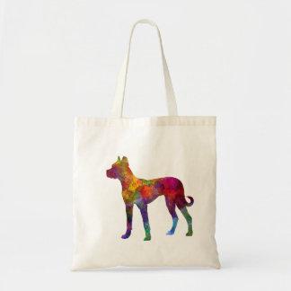 Mastiff Spanish 01 in watercolor 2 Tote Bag