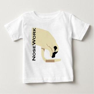 Mastiffs_Nose Work Baby T-Shirt