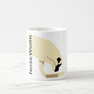 Mastiffs_Nose Work Coffee Mug