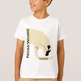 Mastiffs_Nose Work T-Shirt