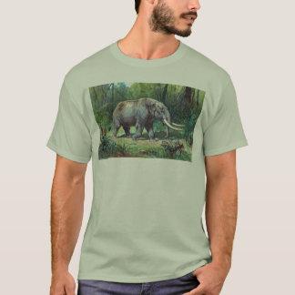 Mastodon Antique Print T-Shirt