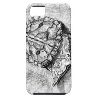 Matamata turtle iPhone case