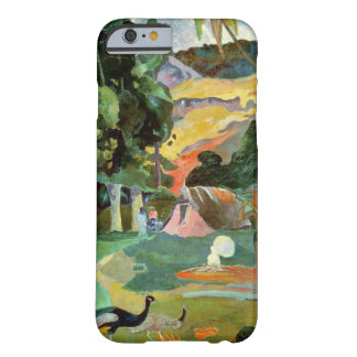Matamoe or, Landscape with Peacocks, 1892 Barely There iPhone 6 Case