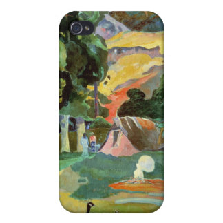Matamoe or, Landscape with Peacocks, 1892 Case For iPhone 4