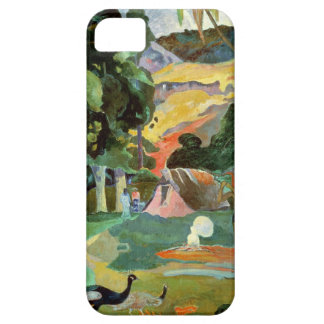 Matamoe or, Landscape with Peacocks, 1892 iPhone 5 Cases