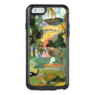 Matamoe or, Landscape with Peacocks, 1892 OtterBox iPhone 6/6s Case