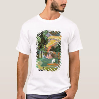Matamoe or, Landscape with Peacocks, 1892 T-Shirt