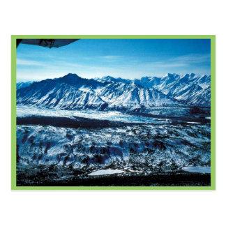 Matanuska Glacier Postcard
