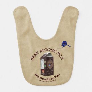 Matanuska Moose Milk Bib