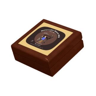 Matanuska Moose Milk Jewelry Box