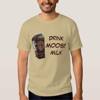 Matanuska Moose Milk T-shirts