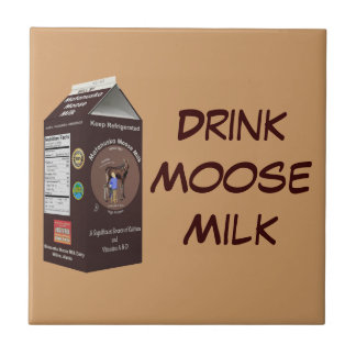 Matanuska Moose Milk Tile