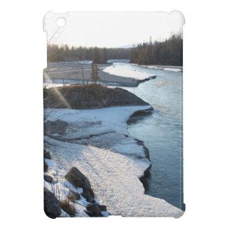 Matanuska River iPad Mini Cases