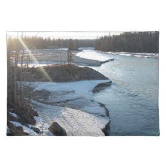 Matanuska River Placemat