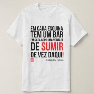 Matanza - I finish Bar T-Shirt