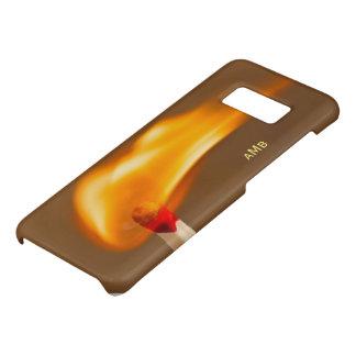 Match Catching Fire Case-Mate Samsung Galaxy S8 Case