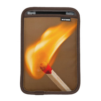 Match catching fire sleeve for iPad mini