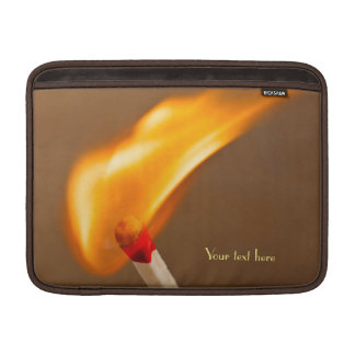 Match Catching Fire Sleeve For MacBook Air