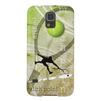 Match Point II Galaxy S5 Cover