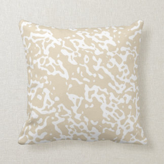 Match Your Colour White Marble Effect Cushion 2