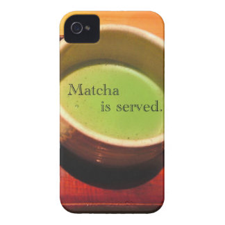 Matcha is served. iPhone 4 covers