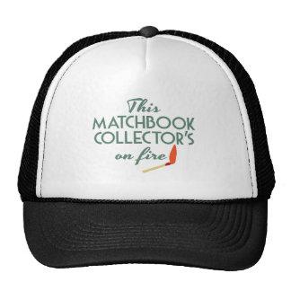 Matchbook Collector Hat
