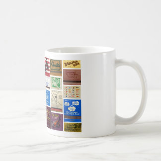 Matchbooks One Del Rey Coffee Mug
