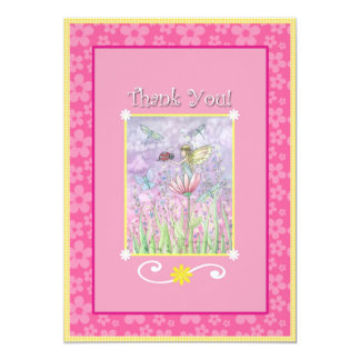 Matching Fairy Thank You Cards by Molly Harrison