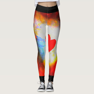 Matching leggings.....drink live AND WALK IN IT Leggings