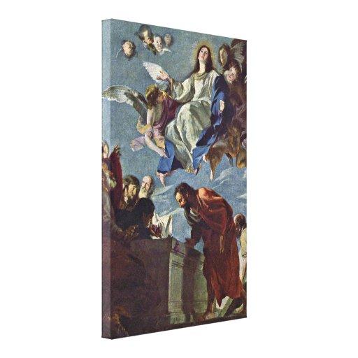 Mateo Cerezo - Assumption Gallery Wrap Canvas