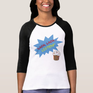 Mateo's case for Cupcakes! T-Shirt