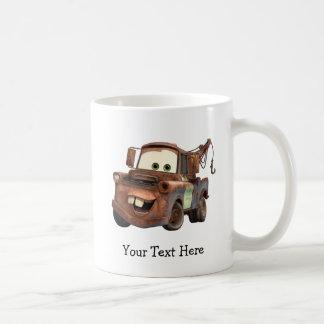Mater 3 coffee mug