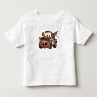 Mater 6 toddler t-shirt