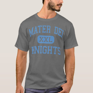 Mater Dei - Knights - High - Breese Illinois T-Shirt
