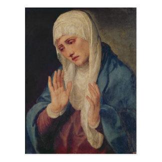 Mater Dolorosa, 1555 Postcard