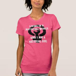 Material Girl Material Feminism Shirt