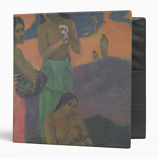 Maternity, or Three Women on the Seashore, 1899 Vinyl Binders