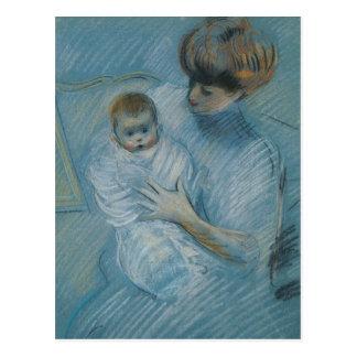 Maternity Postcard
