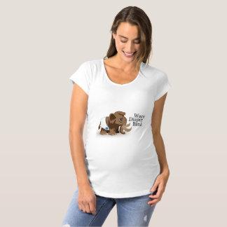 Maternity Waco Diaper Bank t-shirt