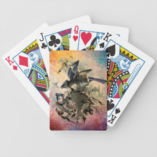 MATES FOR LIFE BICYCLE PLAYING CARDS