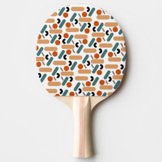 Mates / Ping Pong Paddle, Red Rubber Back Ping Pong Paddle