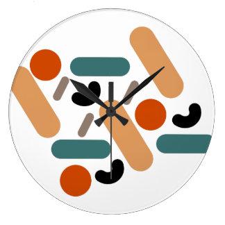 Mates / Round (Large) Wall Clock